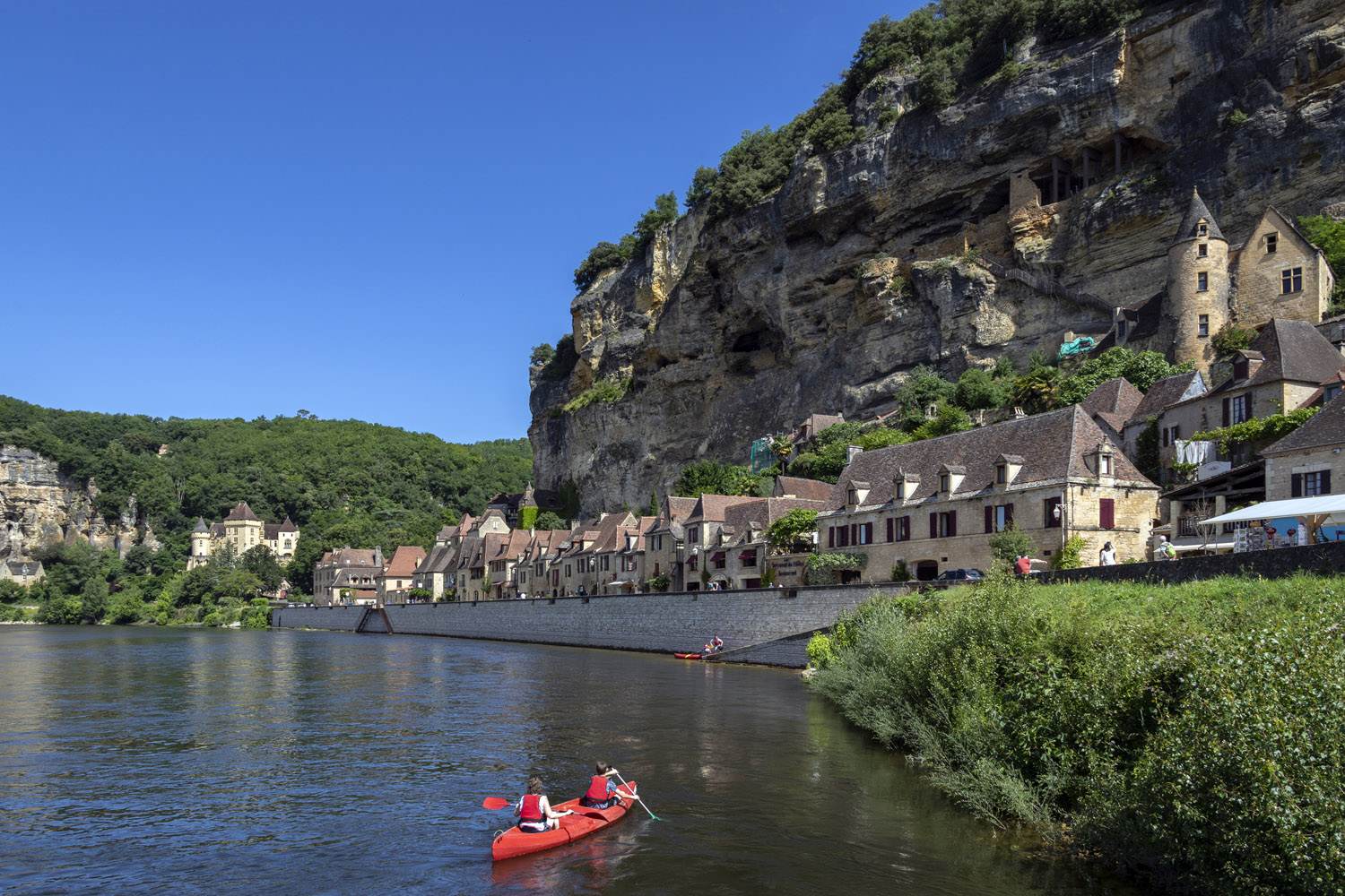 Travelling with Kids to Dordogne, France