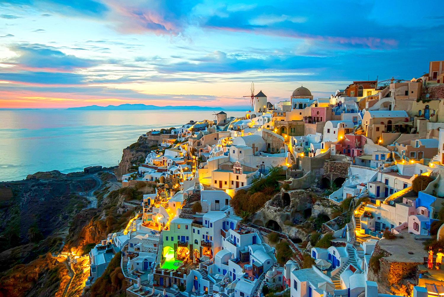 Travelling with Kids to Greece