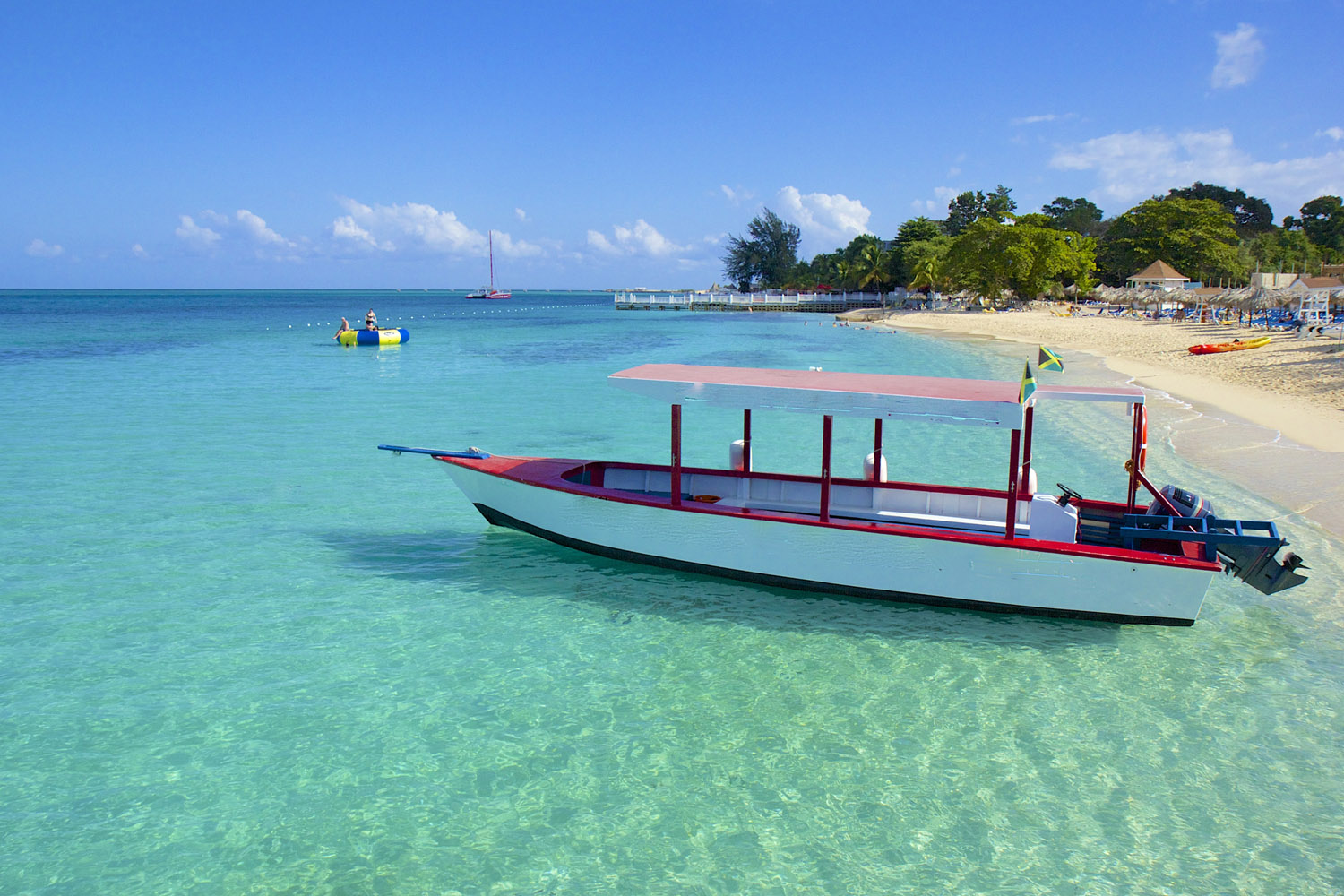 Travelling with Kids to Jamaica