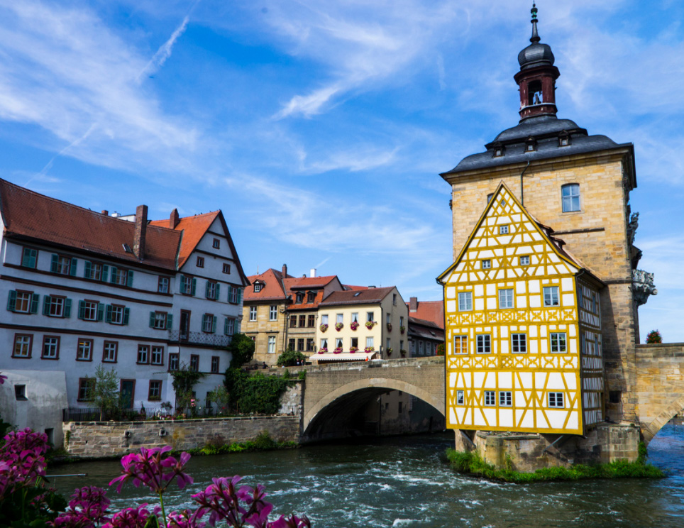 Bamberg and the Burgerstadt