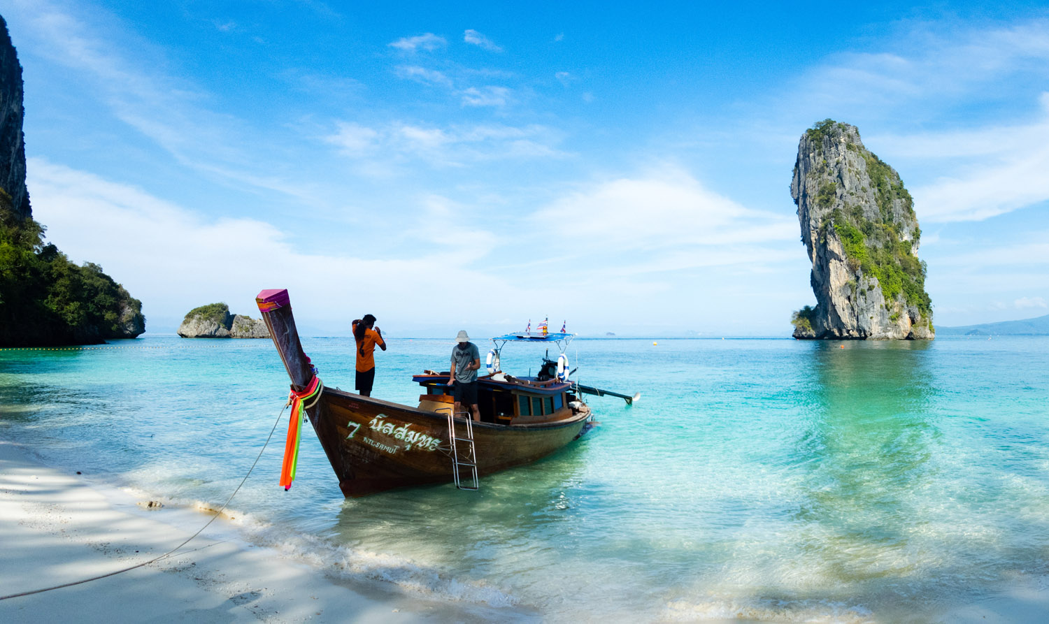 Travelling with Kids to Thailand
